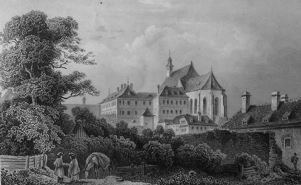Istoria lăcaşurilor de cult