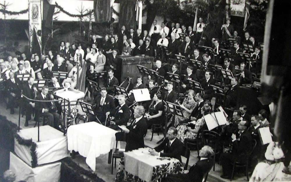 Istoria muzicală a Sibiului