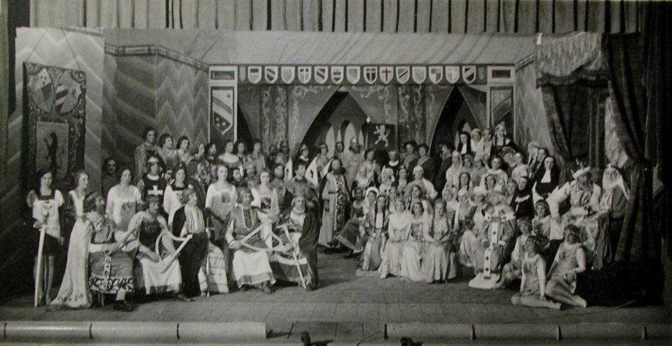 Istoria teatrului la Sibiu