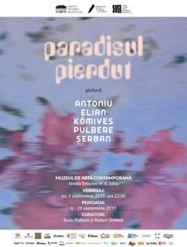 Expoziția: Paradisul pierdut