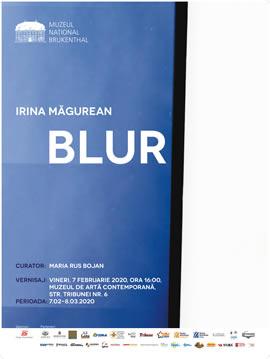 Expozitia Blur