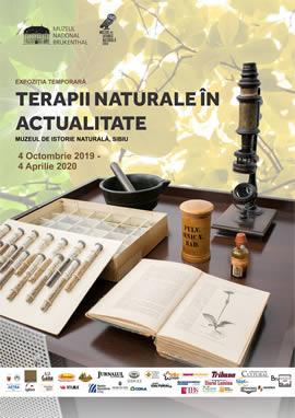 Expoziţia: Terapii naturale în actualitate