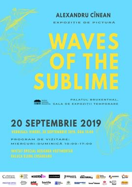 Vernisajul expozitiei Waves of the Sublime