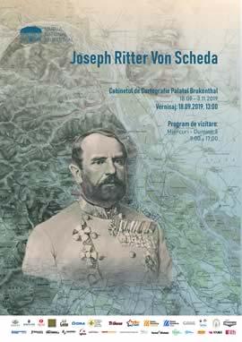 Expoziția: Joseph Ritter von Scheda