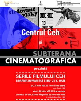 Serile filmului ceh