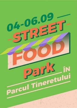 Street Food Park timp de zece zile la Sibiu – În Parcul Tineretului la Sibiul de Odinioară și Foodie
