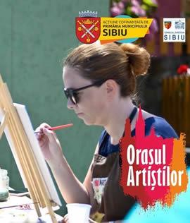 Ateliere cu părinții în Orașul Artiștilor