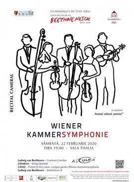 Concert simfonic Wiener Kammersymphonie