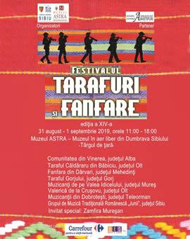 Festivalul Tarafuri şi Fanfare, ediţia a XIV-a