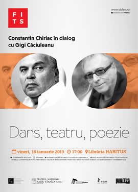 Constantin Chiriac in dialog cu Gigi Căciuleanu