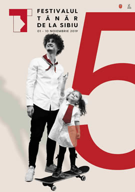 Festivalul Tânăr de la Sibiu - Cinci spectacole vor marca 30 de ani de la Revoluție