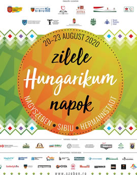 Zilele HUNGARIKUM 2020