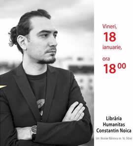 Lansarea antologiei Poeți ai generației războiului de C.Komartin