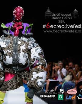 """Festivalul național studențesc de modă și design vestimentar """"BE CREATIVE"""" ediția VIII - 2019"""