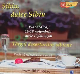Sibiu, dulce Sibiu