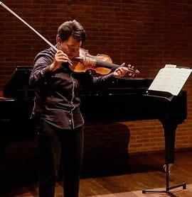 Beethoven și Schulhoff cu violonistă Kristie Su (SUA/Belgia)