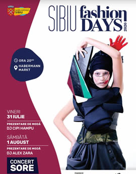 Sibiu Fashion Days 2020