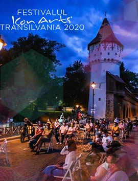 Festivalul Icon Arts Transilvania 2020