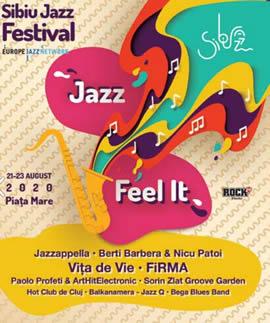 Sibiu Jazz Festival 2020