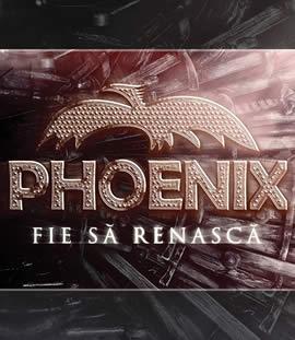 Concert Phoenix: Fie sa Renasca Tour '19