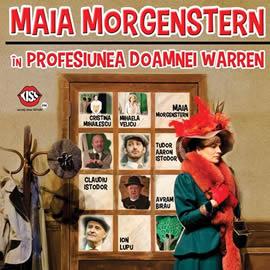 Spectacolul Profesiunea Doamnei Warren