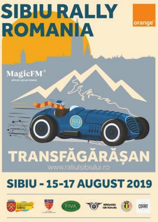 Sibiu Rally Romania