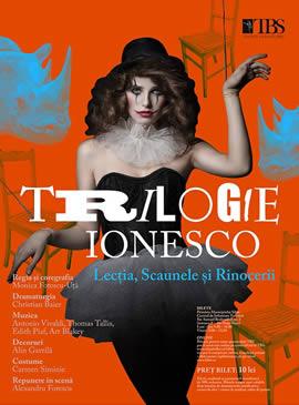 Spectacol de balet: Trilogia Ionesco