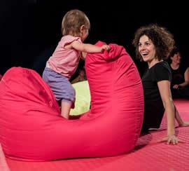 BAJA BUF - O experiență jucăușă atât pentru bebeluși, cât și pentru părinți