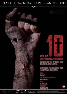 """""""10"""" de Csaba Székely"""