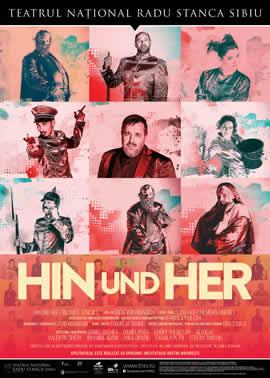 HIN UND HER / ÎNCOACE ȘI ÎNCOLO de Ödön von Horváth