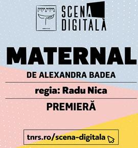 """Maternal"" de Alexandra Badea"
