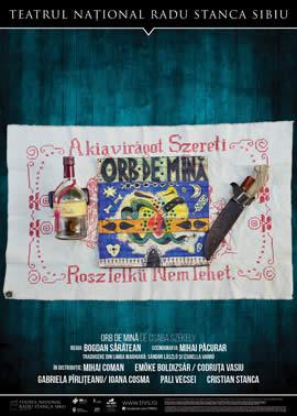 ORB DE MINĂ de Székely Csaba