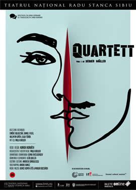 """""""Quartett"""", sau despre toată dragostea care ar fi putut amâna distrugerea noastră"""