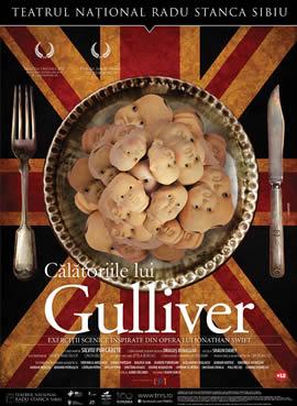 Călătoriile lui Gulliver (exerciţii scenice inspirate din opera lui Jonathan Swift)