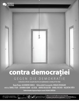 GEGEN DIE DEMOKRATIE / CONTRA DEMOCRAŢIEI de Esteve Soler
