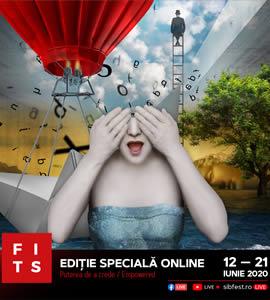 12 conferințe speciale în premieră absolută în cadrul FITS online 2020