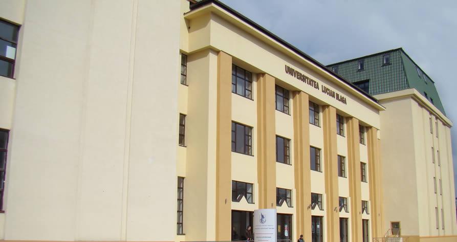 Biblioteca Centrală a Universităţii Lucian Blaga