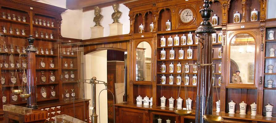 Muzeul de Istoria Farmaciei